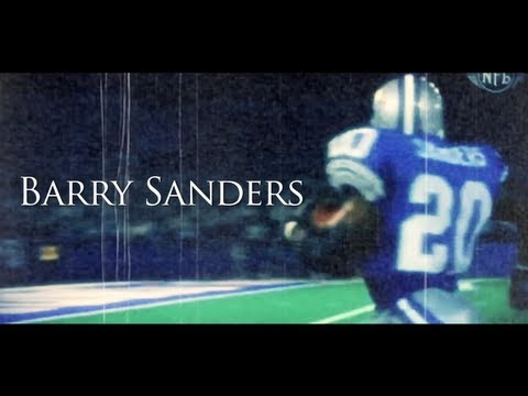 WALE - BARRY SANDERS