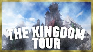 Thumbnail van THE KINGDOM FENRIN TOUR #69 - WOLVEN TEMPEL & KASTEEL!