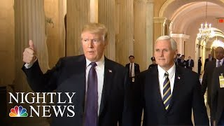 House Passes $1.4 Trillion Tax Bill   NBC Nightly News - NBCNEWS