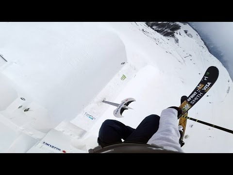 GoPro: Record Breaking Jump with David Wise - 9 Knights The Perfect Hip 2016