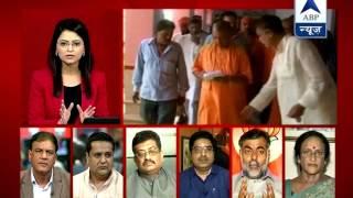 ABP News debate: Who is deteriorating situation on the name of Hindu-Muslim? - ABPNEWSTV