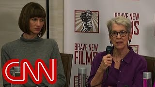 Trump accuser: President has escaped unscathed - CNN