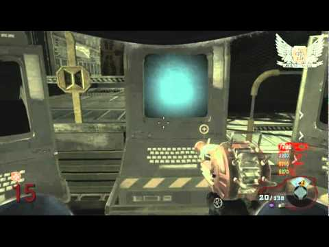 Moon Easter egg Big Bang theory Achievement COMLPETED Ending HD Black ops zombies