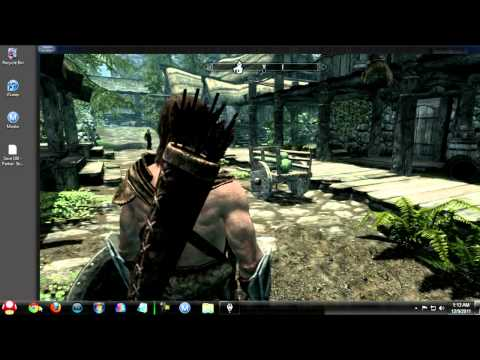 "Skyrim: ""How to Mod Skyrim Xbox 360s "" 100% Working !"
