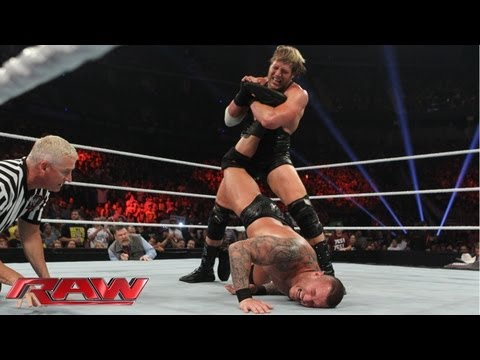 Randy Orton vs. Jack Swagger -  WWE APP Vote Match: Raw, May 20, 2013
