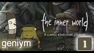 Полное прохождение игры the Inner World. Часть 1