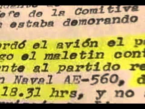 La cada del fokker de Alianza Lima parte 2