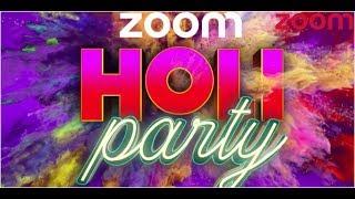 Ocean India Beverages @ Zoom Holi Party. #FeelAliveHamesha - ZOOMDEKHO