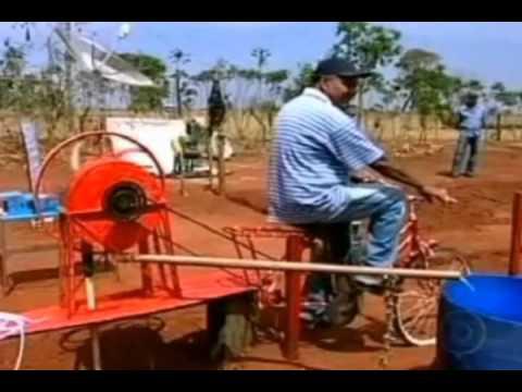 Globo Rural   Agricultor de MG ganha destaque com suas invenções