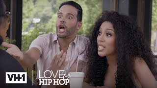 K. Michelle Gets Her Wig Snatched by Melisia | K. Michelle: My Life - VH1
