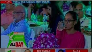 Ajay Girotra, Managing Editor, AG Dauters Pvt Ltd speaks on Global Environment Conclave - NEWSXLIVE