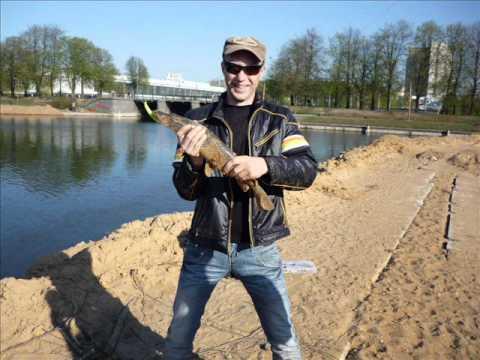 рыбалка в разнежье летом