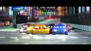 Cars Tokyo Race Preview Clip Youtube