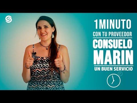 Nutricionista Consuelo Marin Quiroga