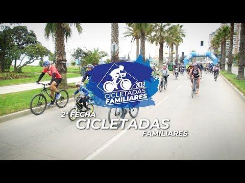 2ª Fecha Cicletadas Familiares 2019