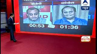 ABP LIVE Debate l Is Gadkari hiding reports related to bugging ? - ABPNEWSTV