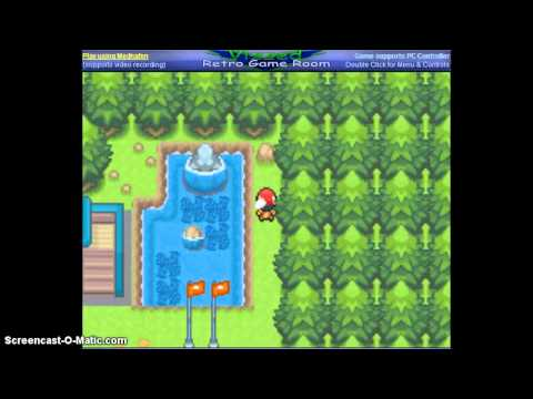 Pokemon Light Platinum - Pokemon Light Platinum (Episode #1) - User video