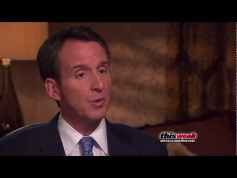 Governor Tim Pawlenty on ABC News This Week
