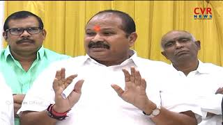 AP BJP Chief Kanna Lakshmi Narayana Comments on AP CM Chandrababu | AP Politics | CVR NEWS - CVRNEWSOFFICIAL