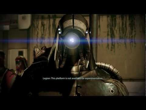 Mass Effect 2 UHD Tali's Loyalty with Legion Ultimate Quality 2K Part 3