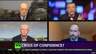 CrossTalk on EU: Crisis of confidence? - RUSSIATODAY