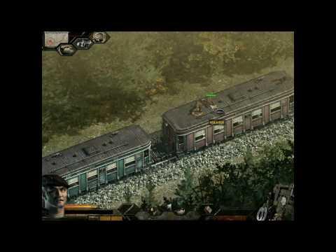 Commandos 3: Destination Berlin Walkthrough - Central Europe - Part IV.1