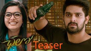Chalo Teaser   Naga Shaurya   Rashmika Mandanna   Venky Kudumula   - IGTELUGU