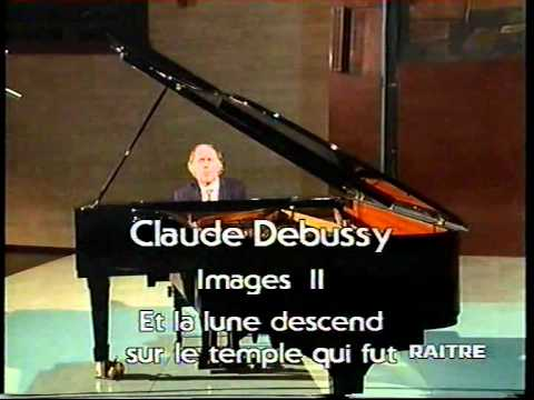 DEBUSSY : IMAGE II - pianista BRUNO CANINO