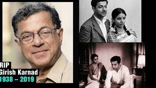 Veteran Actor Veteran Actor Girish Karnad Passes Away In Bengaluru | Unseen Images Of Girish Karnad - RAJSHRITELUGU