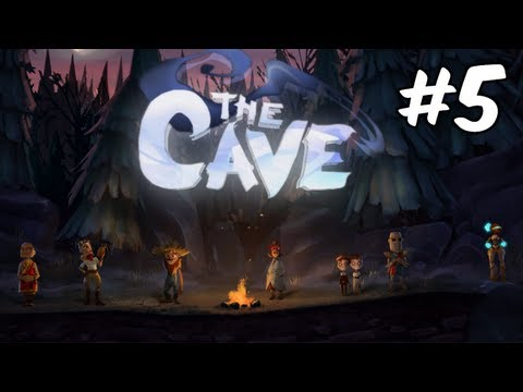 The Cave - Gameplay Walkthrough (Part 5) - Scientist: Nuclear Facility - [Monk/Hillbilly/Scientist]