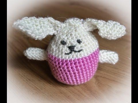 Jajko wielkanocne na szydełku/ Easter egg bunny