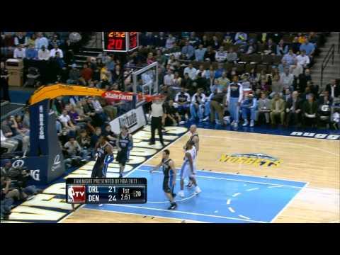 Orlando Magic: Dwight Howard Block Dunk
