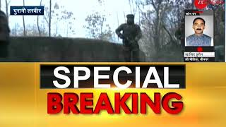 Security forces resume anti-terror ops in Jammu and Kashmir, kill 4 terrorists in Bandipora - ZEENEWS