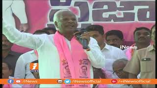 TRS Leader Kadiyam Srihari Speaks To Media On Election Campaign | Mahabubabad | iNews - INEWS