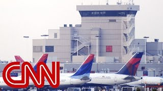 Power outage at Atlanta airport grounds flights - CNN