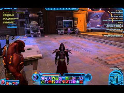 Star Wars: The Old Republic - Sith Sorcerer - P84