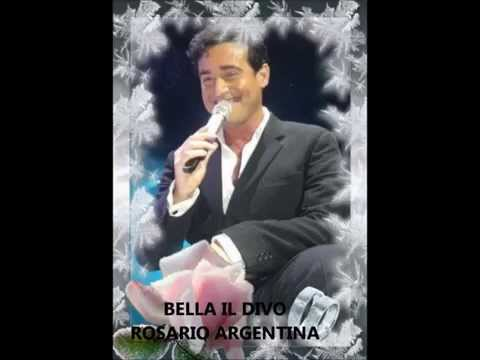 VIDEO DEDICATED TO CARLOS MARIN OF GROUP IL DIVO BY BELLA IL DIVO