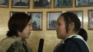 Inuit Throat Singing: Kathy Keknek and Janet Aglukkaq (long) view on youtube.com tube online.