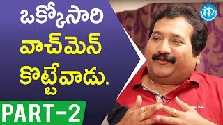 Singer Mano Exclusive Interview - Part #2     Koffee With Yamuna Kishore - IDREAMMOVIES