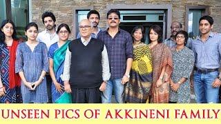 Akkineni Family Unseen Rare Pics