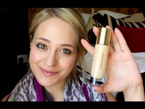 YSL Touche Eclat FOUNDATION Review 