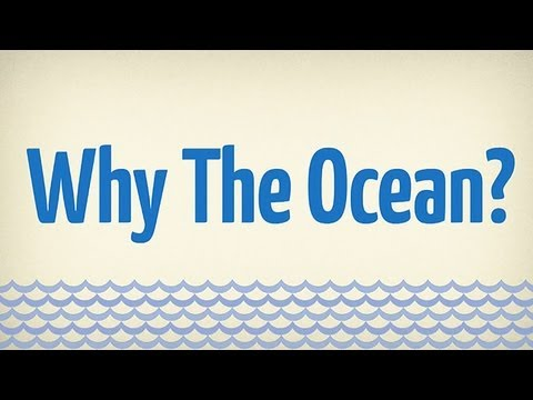 Why the Ocean? [video]