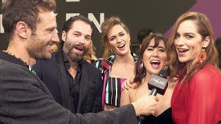 """Wynonna Earp is like Frozen meets Tarantino"" - Creator of Wynonna Earp 