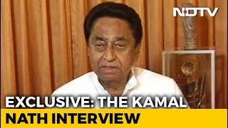 Kamal Nath To NDTV On 3 Opposition Leaders Missing Oath Ceremony - NDTV
