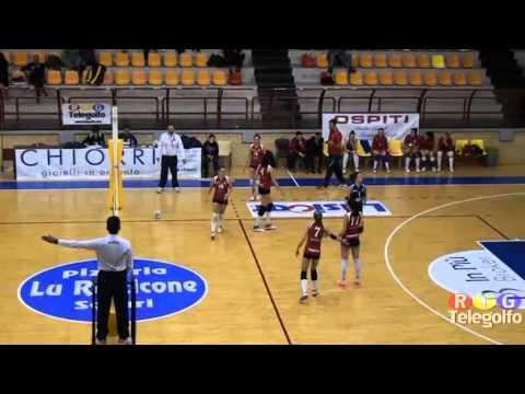 07 03 15 Pallavolo Minturno   Volley Cave
