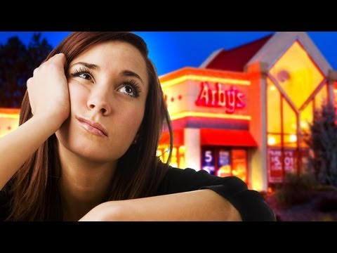 Arby's Manager Fired For Fleeing Robber?!
