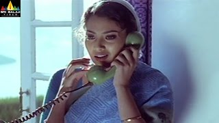 Rhythm Movie Scenes | Meena Emotional about Ramesh Aravind | Telugu Movie Scenes | Sri Balaji Video - SRIBALAJIMOVIES