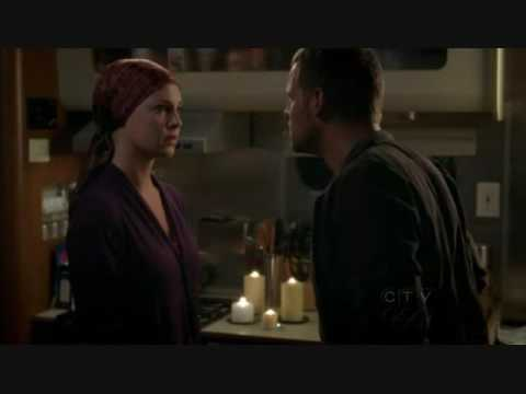 Grey's Anatomy Alex Izzie 6.01
