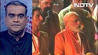 चुनाव इंडिया का : वाराणसी में पीएम मोदी का मेगा रोड शो - NDTVINDIA