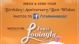 Greet your loved one's in comment section & watch them on Tv - MAAMUSIC